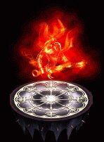 火の大精霊